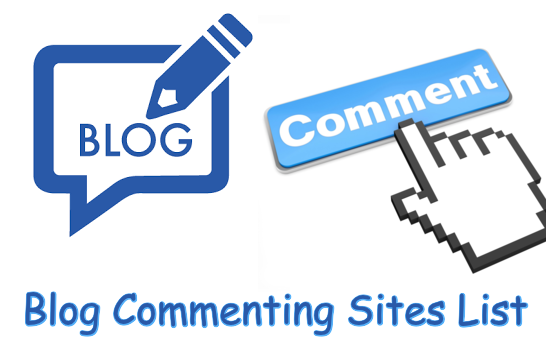 Blog Commenting Sites List - High DA, PA and Alexa Rank